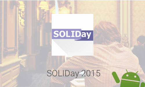 SOLIDay 2015